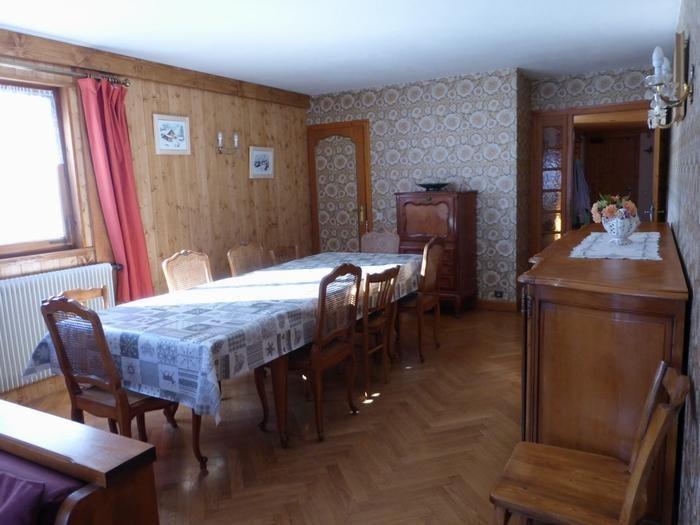 Ferienwohnungen Praz-sur-Arly - Wohnung - 9 Personen - Gartenmöbel - Foto Nr. 1