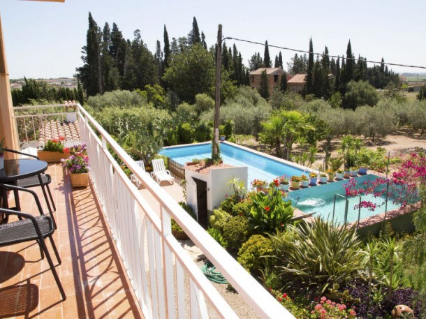 Location vacances Camarles -  Maison - 9 personnes - Barbecue - Photo N° 1