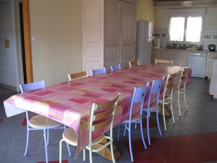 Location vacances Bourg-de-Sirod -  Maison - 11 personnes - Barbecue - Photo N° 1