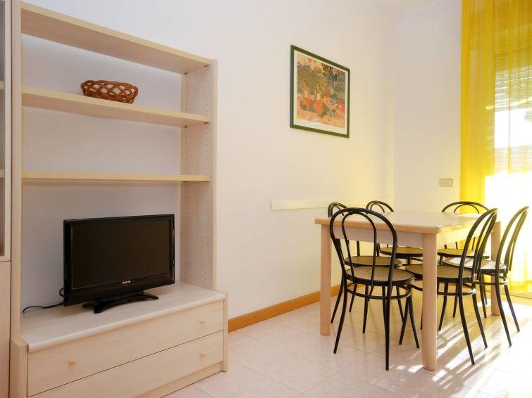 Appartement pour 6 à Lignano Riviera