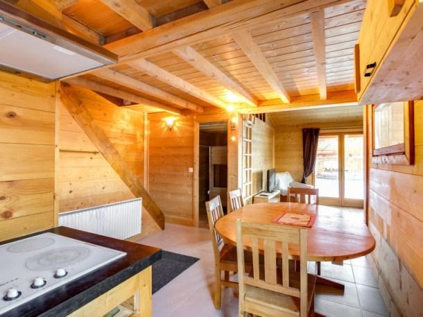 Location vacances Saint-Gervais-les-Bains -  Maison - 6 personnes - Télévision - Photo N° 1