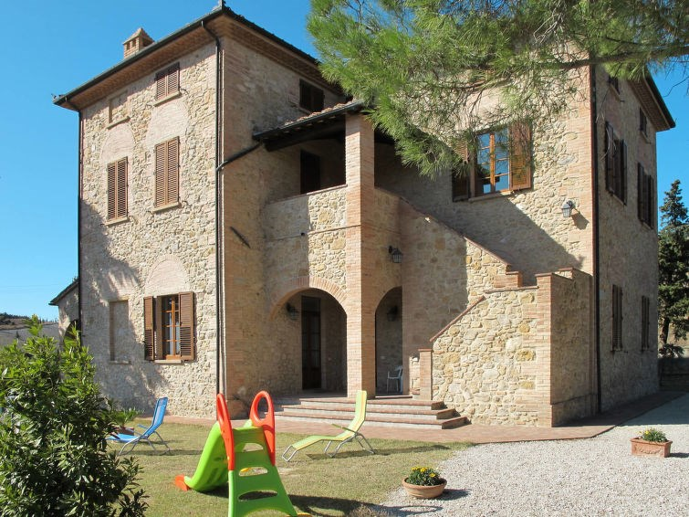 Location vacances Volterra -  Appartement - 5 personnes -  - Photo N° 1