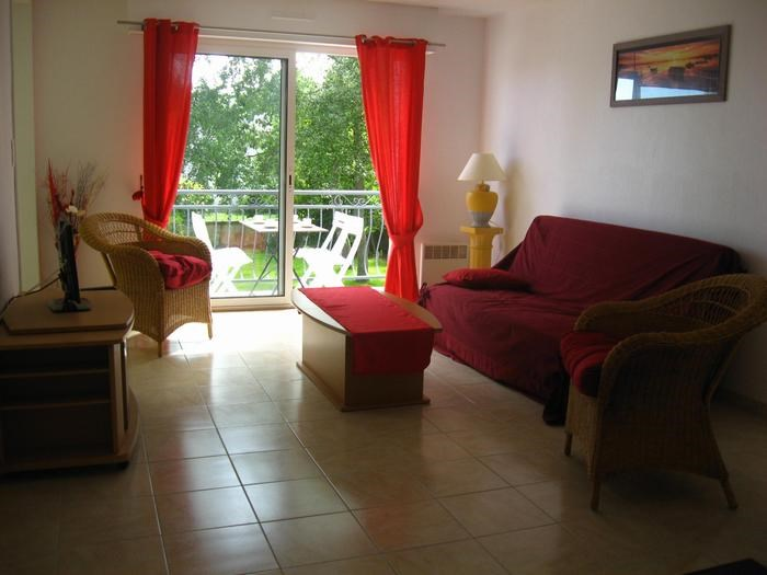Location vacances Sarzeau -  Appartement - 4 personnes - Barbecue - Photo N° 1