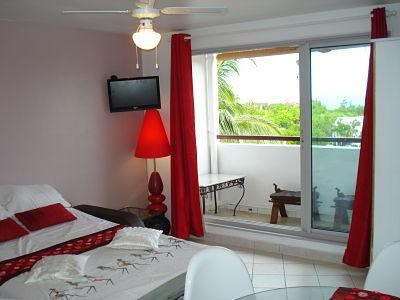 Holiday rentals Saint-Paul - Apartment - 3 persons - Garden - Photo N° 1