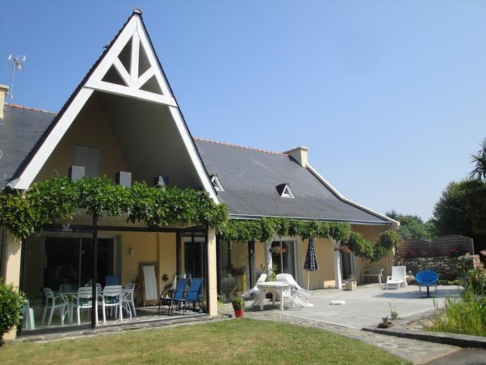 Location vacances Concarneau -  Maison - 6 personnes - Barbecue - Photo N° 1