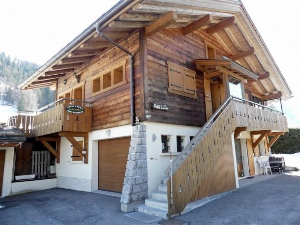 Location vacances La Clusaz -  Maison - 6 personnes - Télévision - Photo N° 1