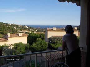Alquileres de vacaciones Roquebrune-sur-Argens - Apartamento - 5 personas - Silla de cubierta - Foto N° 1