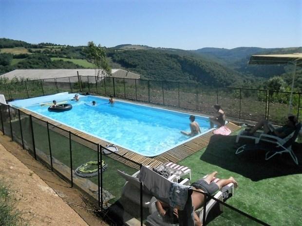 Gîtes à la ferme, calme, animations enfants, piscine, animaux, randonnées, - Le Travet