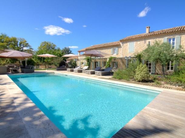 Location vacances Saint-Rémy-de-Provence -  Maison - 11 personnes - Barbecue - Photo N° 1
