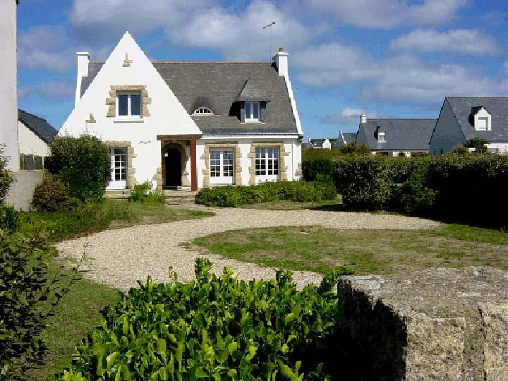 Location vacances Quiberon -  Maison - 10 personnes - Barbecue - Photo N° 1