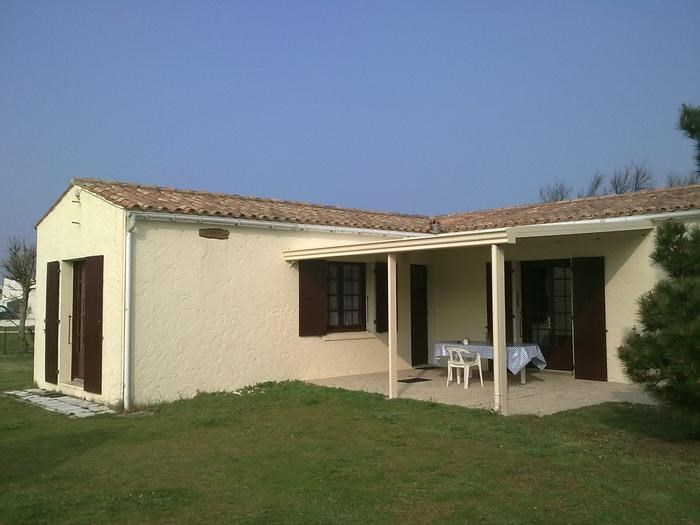 Location vacances Saint-Denis-d'Oléron -  Maison - 5 personnes - Barbecue - Photo N° 1
