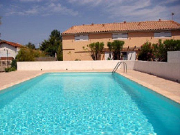 Location vacances Marseillan -  Appartement - 6 personnes - Salon de jardin - Photo N° 1