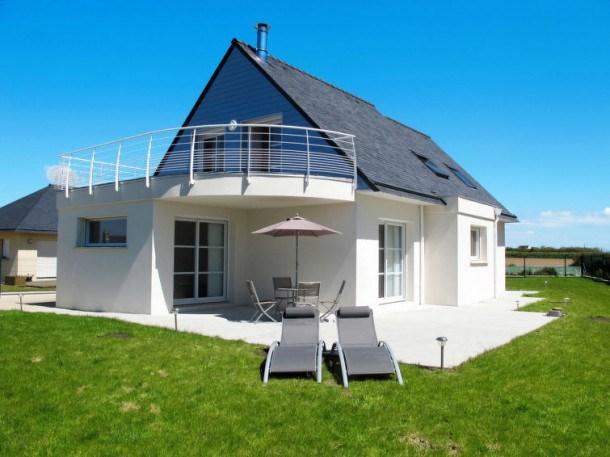 Location vacances Plougonvelin -  Maison - 5 personnes - Barbecue - Photo N° 1