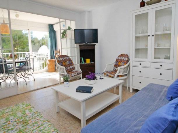 Location vacances Benidorm -  Appartement - 3 personnes - Télévision - Photo N° 1