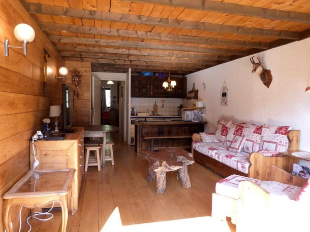 Location vacances Uvernet-Fours -  Appartement - 8 personnes - Ascenseur - Photo N° 1