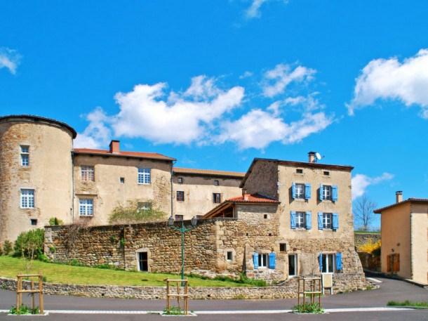 Location vacances Saint-Bonnet-le-Chastel -  Maison - 6 personnes - Barbecue - Photo N° 1