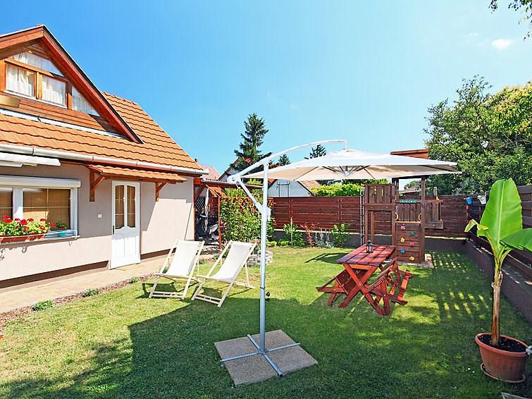 Maison pour 2 personnes à Balatonboglar/Szemes