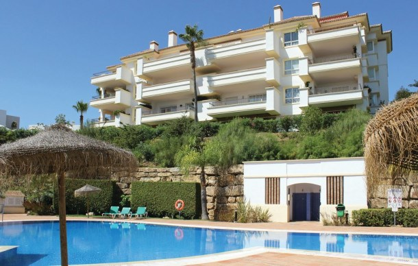 Location vacances Mijas -  Appartement - 6 personnes - Barbecue - Photo N° 1