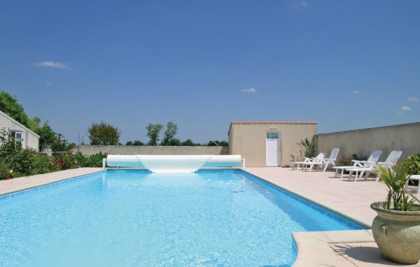 Location vacances Grues -  Maison - 4 personnes - Jardin - Photo N° 1