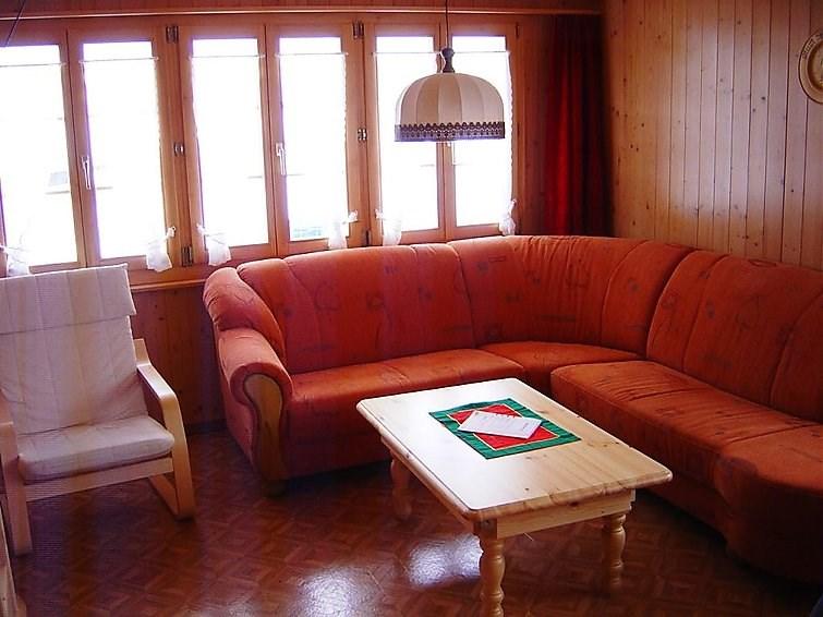 Location vacances Frutigen -  Appartement - 11 personnes -  - Photo N° 1