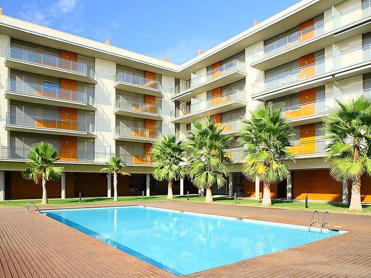Location vacances Cambrils -  Appartement - 5 personnes -  - Photo N° 1