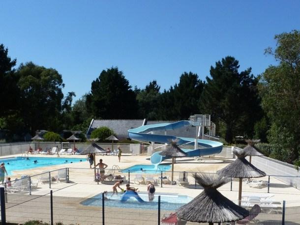 Location vacances Le Palais -  Maison - 5 personnes - Court de tennis - Photo N° 1