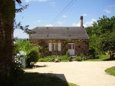 Holiday rentals Perpezac-le-Blanc - Cottage - 4 persons - BBQ - Photo N° 1