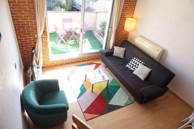 L'Albi-joie, appartement climatisé avec terrasse et place de parking.