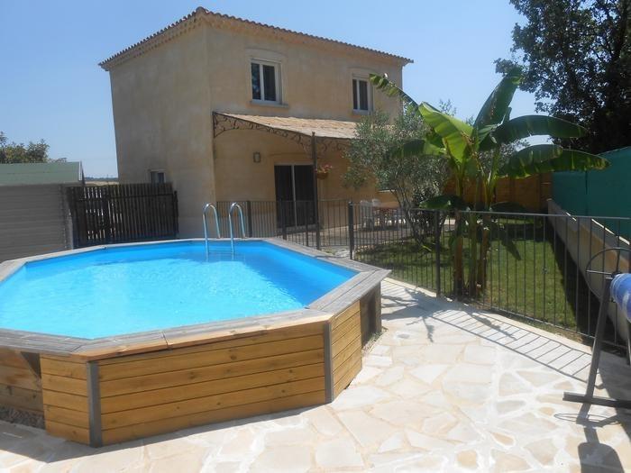 Villa pour 5 pers. avec piscine privée, Méjannes-lès-Alès
