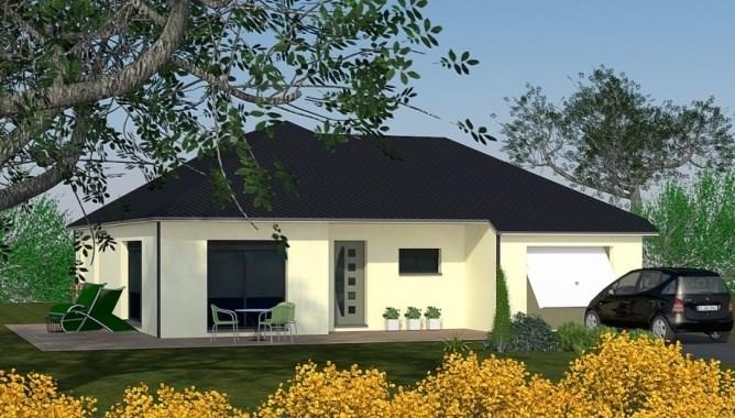 Maison  5 pièces + Terrain 678 m² Le Monastier-Pin-Moriès par MAISONS CHRYSALIDES AGENCE MENDE
