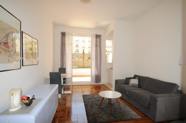 Location vacances Nice -  Appartement - 2 personnes - Terrasse - Photo N° 1