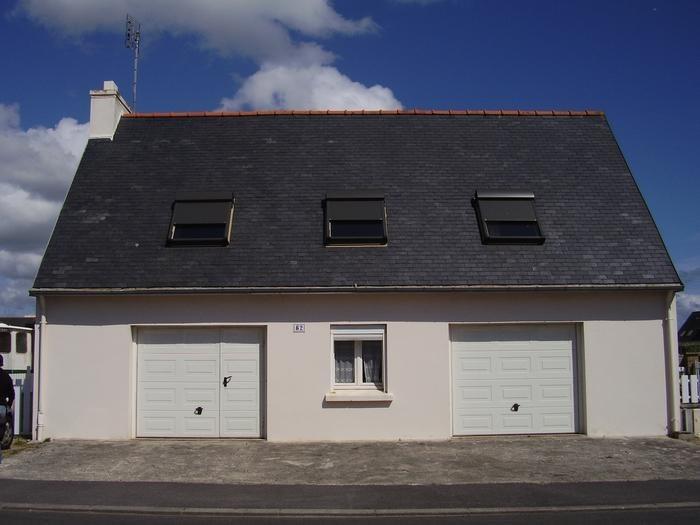 Maison pour 4 pers. avec parking privé, Guilvinec