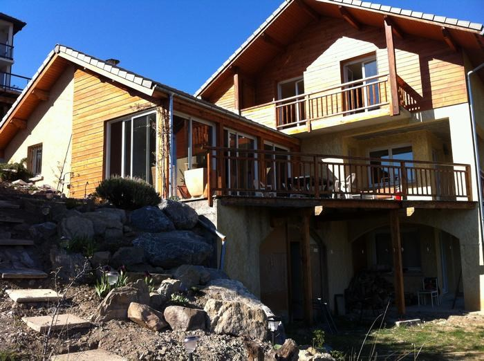 Holiday rentals Embrun - House - 10 persons - BBQ - Photo N° 1