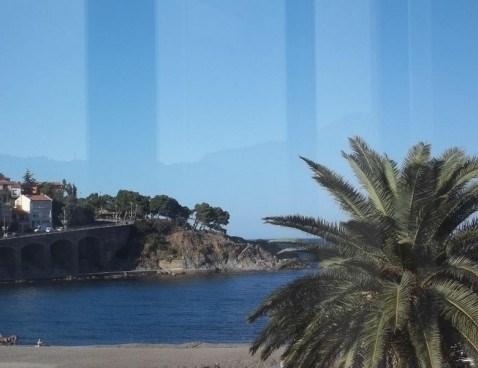 Location vacances Banyuls-sur-Mer -  Appartement - 3 personnes - Télévision - Photo N° 1
