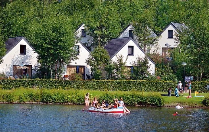 Maison pour 8 pers. avec piscine, Vielsalm