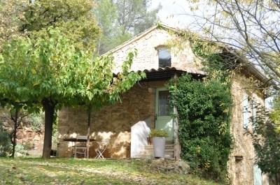 Ferienwohnungen Goudargues - Hütte - 2 Personen - Grill - Foto Nr. 1