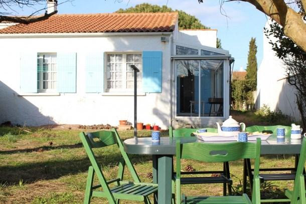 Location vacances Saint-Pierre-d'Oléron -  Maison - 8 personnes - Télévision - Photo N° 1