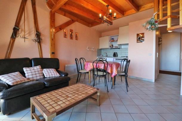Location vacances La Rosière -  Appartement - 6 personnes - Four - Photo N° 1