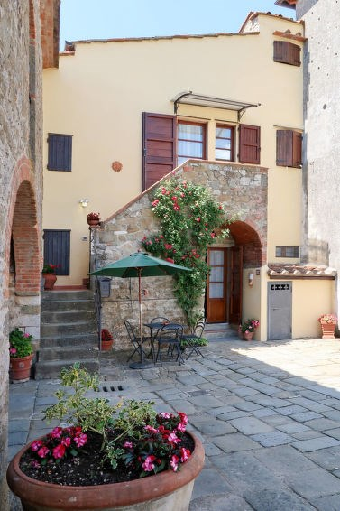 Location vacances Radda in Chianti -  Appartement - 3 personnes -  - Photo N° 1