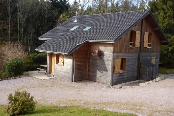 Location vacances Liézey -  Maison - 6 personnes - Barbecue - Photo N° 1