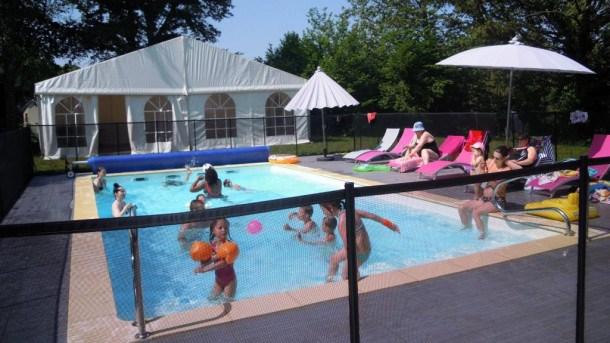 Camping de La Cazine - Premium 2 chambres, 2 salles de bain, 2/4 personnes
