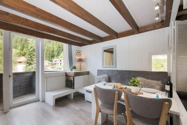 Location vacances Chamonix-Mont-Blanc -  Appartement - 4 personnes - Barbecue - Photo N° 1