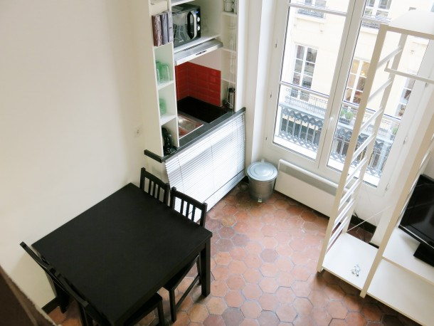 Location vacances Paris 6e Arrondissement -  Appartement - 3 personnes - Micro-onde - Photo N° 1