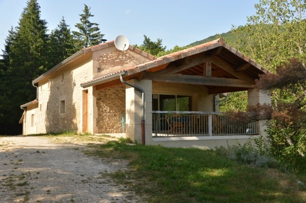 3 gites *** all comfort Nature preserved - Le Chaffal