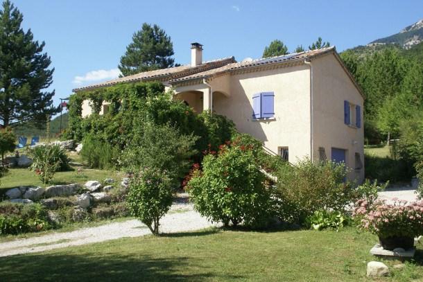 Location vacances Marignac-en-Diois -  Maison - 6 personnes - Barbecue - Photo N° 1