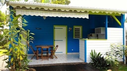 location bungalow mer deshaies guadeloupe antilles - Deshaies