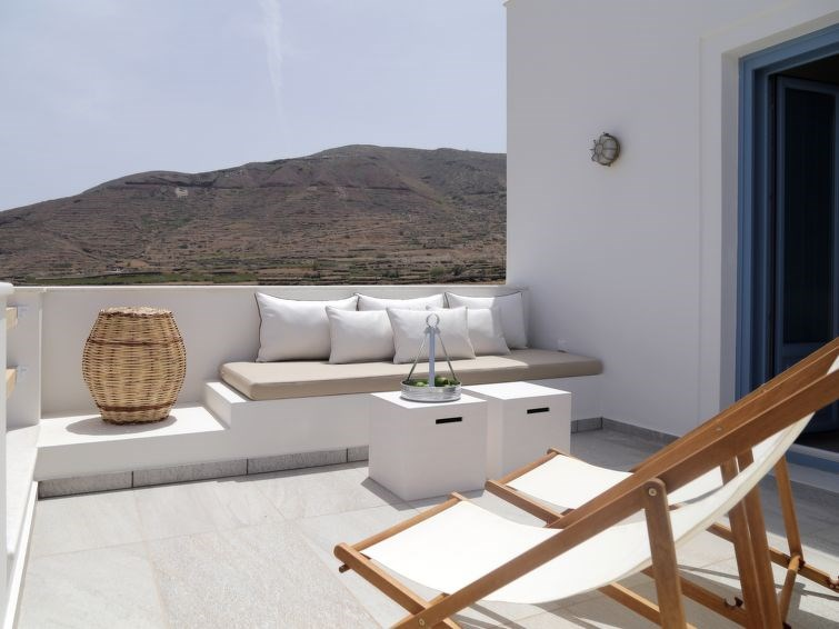 Location vacances Thira -  Appartement - 5 personnes -  - Photo N° 1