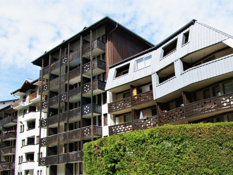Location vacances Chamonix-Mont-Blanc -  Appartement - 4 personnes -  - Photo N° 1