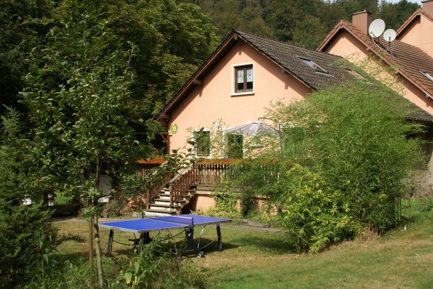 Location vacances Hanviller -  Maison - 6 personnes - Barbecue - Photo N° 1
