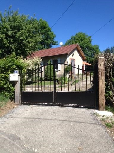 Location vacances Rothonay -  Maison - 5 personnes - Barbecue - Photo N° 1